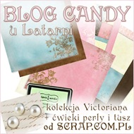 blog candy u Latarni