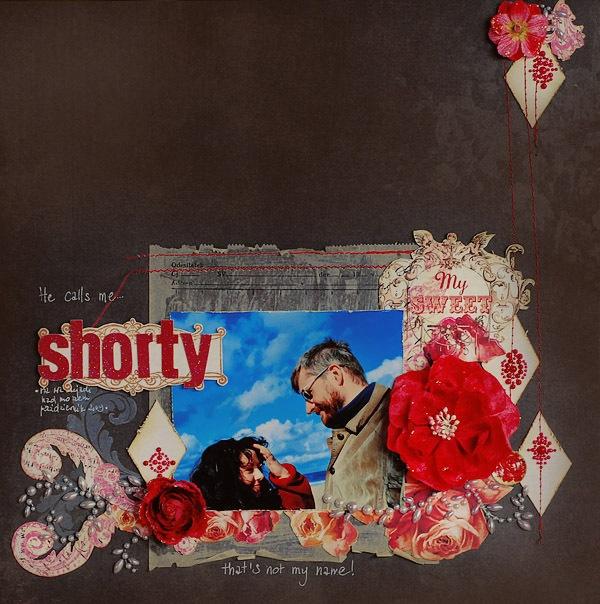 he calls me shorty