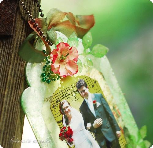 zawieszka ślubna