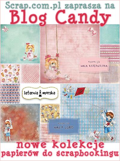 Blog Candy - nowe kolekcje Latarnia Morska