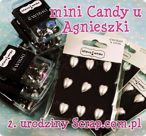 mini Candy u Agnieszki