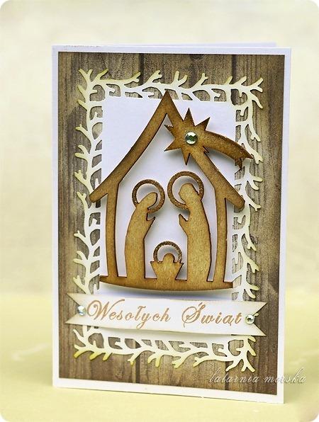 kartka na Boze Narodzenie