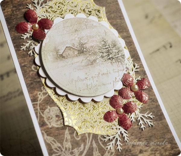 kartki_Boże_Narodzenie_ręcznie_robione_vintage_2