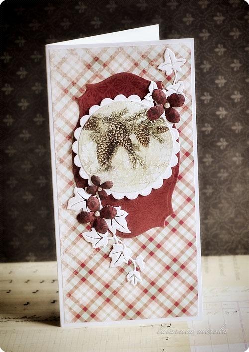 kartki_Boże_Narodzenie_ręcznie_robione_vintage_4