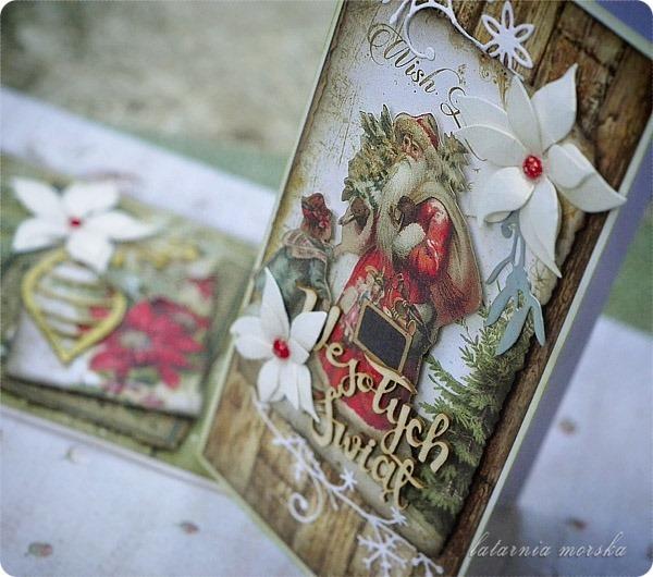 kartka_recznie_robiona_Boze_Narodzenie_2018_vintage_Christmas_3