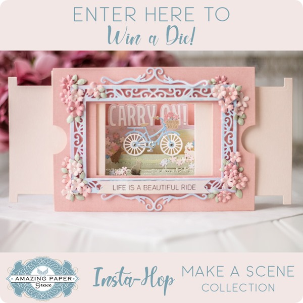 Make a Scene Insta Hop Enter To Win Die Image 022221